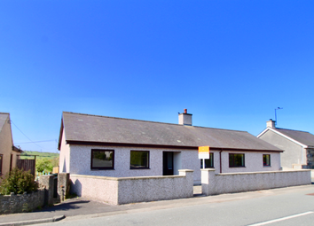Thumbnail 3 bed bungalow for sale in Waunfawr, Caernarfon