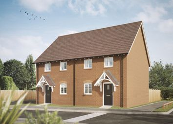 Thumbnail 2 bedroom semi-detached house for sale in Worlds End Lane, Weston Turville, Aylesbury