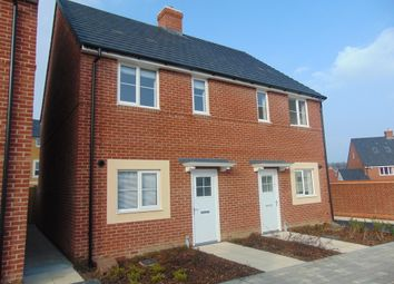 Thumbnail 2 bed semi-detached house to rent in Harry Saunders Lane, Ashford