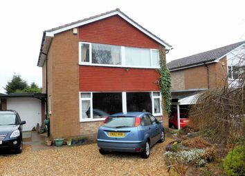 Thumbnail 3 bed detached house for sale in Keats Road, Greenmount, Bury
