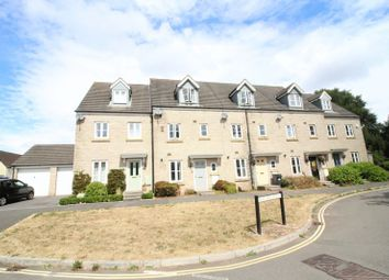 Thumbnail 4 bed terraced house for sale in Pear Tree Avenue, Long Ashton, Bristol