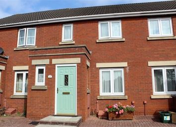 Thumbnail 2 bed terraced house for sale in Ankatel Close, The Park, Weston-Super-Mare, North Somerset.