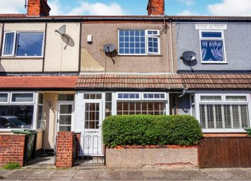 Thumbnail 2 bed terraced house for sale in Douglas Road, Cleethorpes