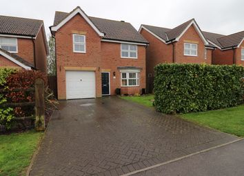 Thumbnail 4 bedroom detached house for sale in Broad Lane, Treeton Road, Howden, Goole