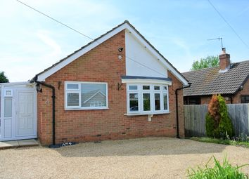 Thumbnail 3 bed detached bungalow for sale in Longridge Road, Hedge End, Southampton, Hampshire