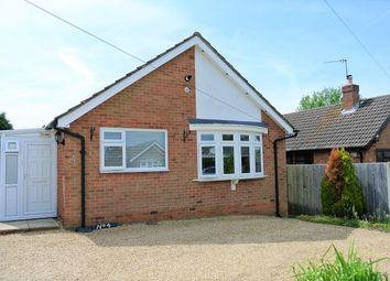 Thumbnail 3 bedroom detached bungalow for sale in Longridge Road, Hedge End, Southampton, Hampshire