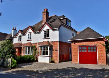 George Road, Milford On Sea, Lymington SO41. 4 bed semi-detached house