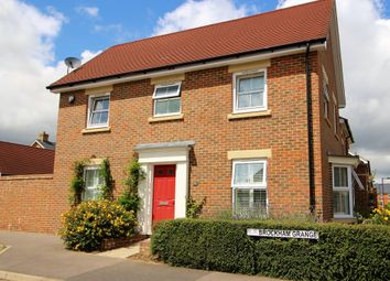 Thumbnail 3 bed semi-detached house for sale in Brockham Grange, Sharfield Park
