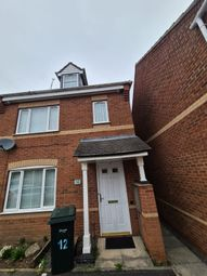 Thumbnail 3 bed terraced house to rent in Gillquart Way, Coventry