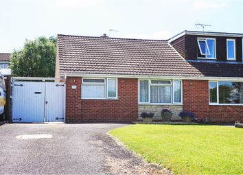 Thumbnail 2 bed semi-detached bungalow for sale in Henley Road, Cheltenham