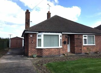 Thumbnail 3 bed detached bungalow for sale in Craythorne Road, Burton On Trent, Staffs