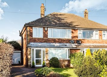 Thumbnail 3 bed semi-detached house for sale in Cusworth Lane, Cusworth, Doncaster