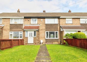 Thumbnail 3 bed terraced house for sale in Airedale Gardens, Hetton Le Hole, Houghton Le Spring