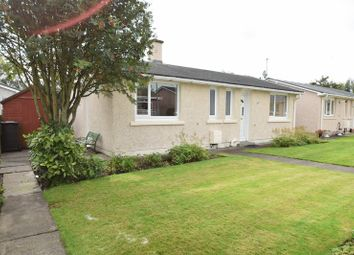 Thumbnail 2 bed detached bungalow for sale in Millstone Park, Biggar