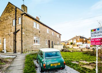 Thumbnail 3 bed semi-detached house for sale in North Drive, Golcar, Huddersfield