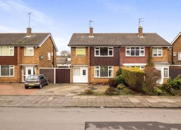 Thumbnail 3 bedroom semi-detached house for sale in Blenheim Drive, Beeston, Nottingham, .