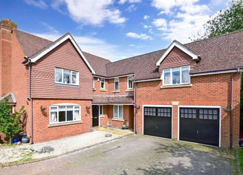 Thumbnail 5 bed detached house for sale in Bovarde Avenue, Kings Hill, West Malling, Kent