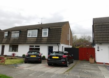 Thumbnail 3 bed semi-detached house to rent in Westminster Drive, Bromborough, Wirral