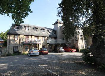 Thumbnail 1 bed flat to rent in Ambury Road South, Huntingdon