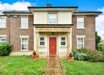 Thumbnail 4 bed semi-detached house for sale in Dowland Close, Swindon