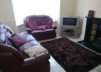 Thumbnail 3 bedroom shared accommodation to rent in Eastbourne Street, Lincoln