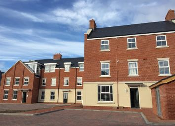 Thumbnail 2 bed flat to rent in 25 Rowland Court, Abbey Foregate, Shrewsbury