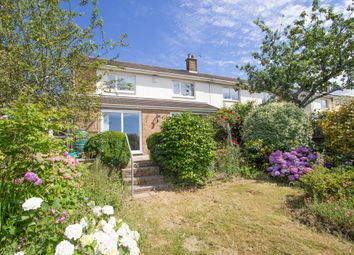 Thumbnail 3 bed semi-detached house for sale in Drax Gardens, Crownhill, Plymouth