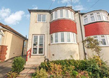 Thumbnail 3 bed semi-detached house for sale in Downbank Avenue, Bexleyheath, Kent