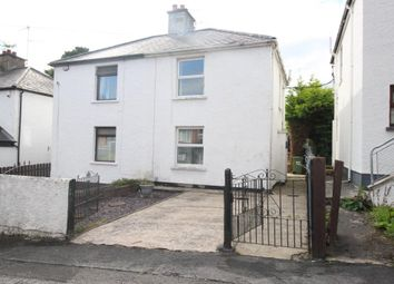 Thumbnail 2 bedroom semi-detached house to rent in Sunnyhill Park, Dunmurry, Belfast