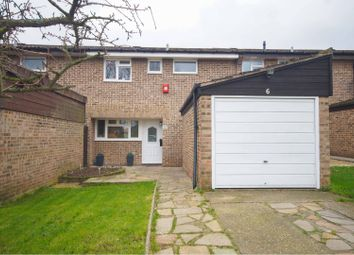 Thumbnail 3 bed terraced house for sale in Lavender Close, West Cheshunt