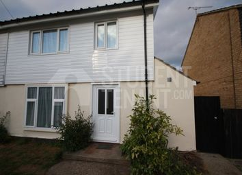 Thumbnail 5 bed semi-detached house to rent in Sancroft Avenue, Canterbury, Kent