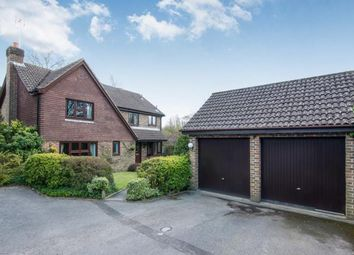 Thumbnail 4 bedroom detached house for sale in Badger Farm, Winchester, Hampshire