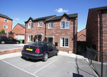Thumbnail 3 bed semi-detached house for sale in George Street, Great Preston, Leeds