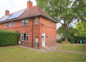 Thumbnail 3 bed end terrace house for sale in Tiverton Close, Nottingham