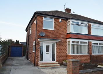 Thumbnail 3 bed semi-detached house for sale in Mayfield Road, Nunthorpe, Middlesbrough