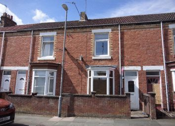Thumbnail 2 bed terraced house to rent in East View Terrace, Shildon