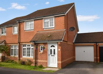 3 bed semi-detached house for sale in Peppercorn Way, Hedge End, Southampton SO30