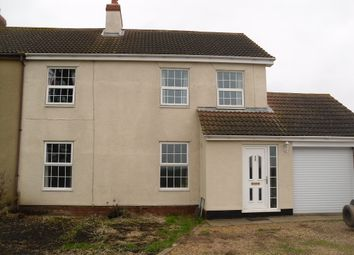Thumbnail 4 bed terraced house for sale in Marriotts Drove, Whittlesey
