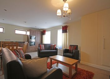 Thumbnail 2 bedroom flat to rent in Apartment 1, Luxe Apartments, St Helens Street, Derby