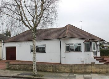 Thumbnail 3 bedroom bungalow to rent in Winston Avenue, London