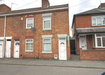 Thumbnail 1 bedroom terraced house for sale in Brook Street, Thurmaston, Leicester
