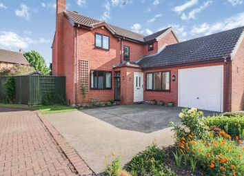 Thumbnail 4 bed detached house for sale in Cormorant Drive, Manor Garth Grimsby