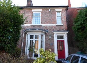 Thumbnail 4 bed semi-detached house to rent in Talbot Road, Wrexham