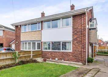 Thumbnail 3 bed semi-detached house for sale in Thompson Nook, Hatfield, Doncaster