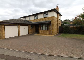 Thumbnail 4 bed detached house for sale in Five Arches, Orton Wistow, Peterborough