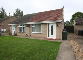 Thumbnail 2 bed bungalow for sale in Gore Sands, Acklam, Middlesbrough
