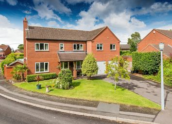 Thumbnail 5 bedroom detached house for sale in Harrington Heath, Shawbirch, Telford, Shropshire
