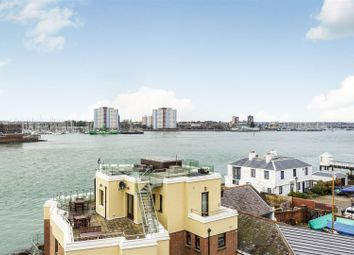 Thumbnail 3 bedroom flat for sale in Spice Island House, Broad Street, Old Portsmouth