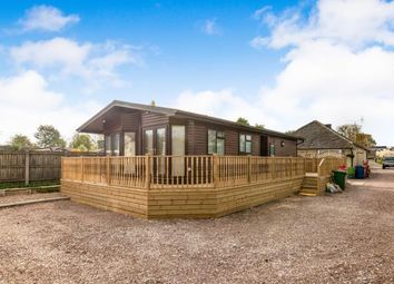 Thumbnail 2 bed mobile/park home for sale in Caravan Site, Love Lane, Rugeley, Staffordshire