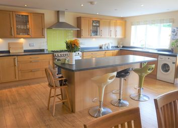 Thumbnail 4 bed detached house for sale in Lynmouth Close, Plymouth
